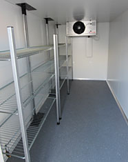 Skid Cool Rooms and Freezers